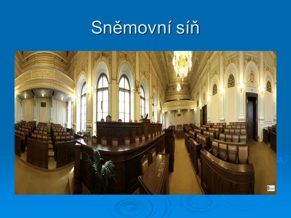 Odkaz na oficiální stránku  http://www.senat.cz/ http://www.senat.cz/