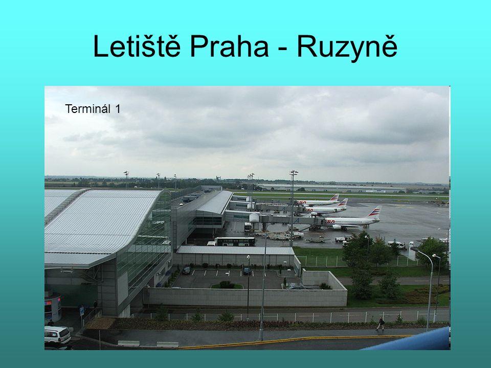 Letiště Praha - Ruzyně Terminál 1