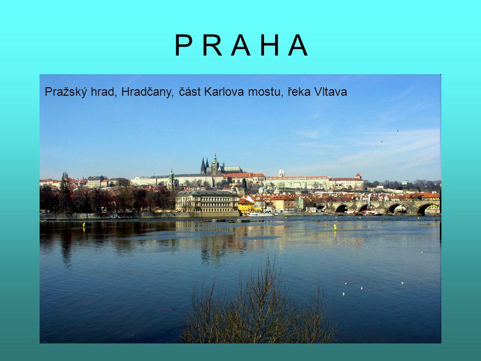 Znak hlavního města Praha