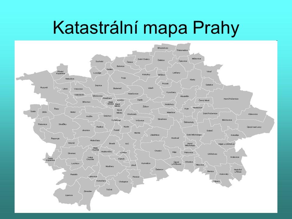 Nová radnice – Magistrát hlavního města Prahy Mariánské náměstí