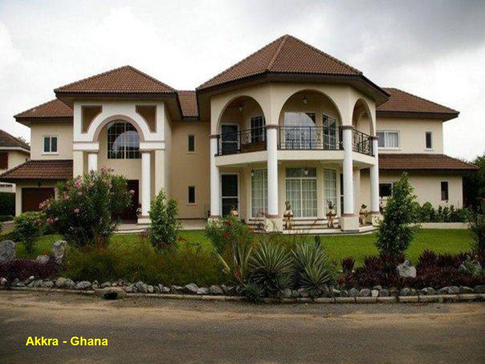 Prezidentský palác - Ghana