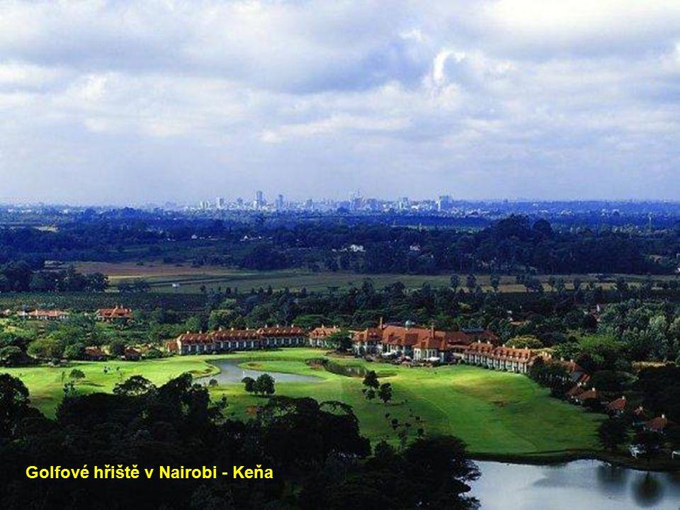 Nairobi - Keňa
