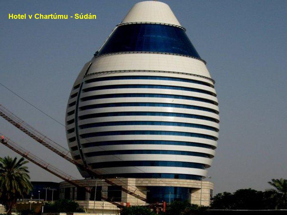 Hotel Hilton v Yaounde - Kamerun