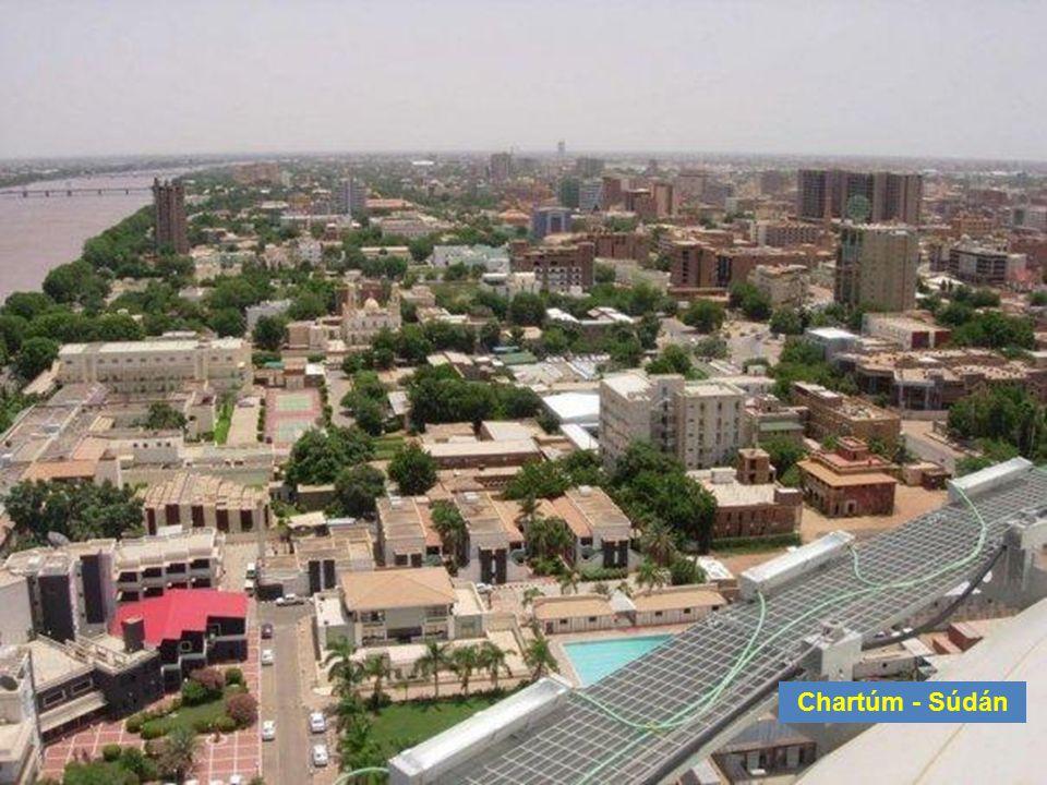 Lanovka v Durbanu - Jihoafrická republika