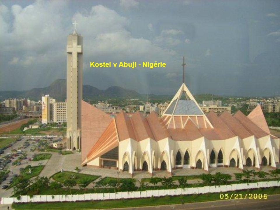 Národní stadion v Dar es Salaam - Tanzánie