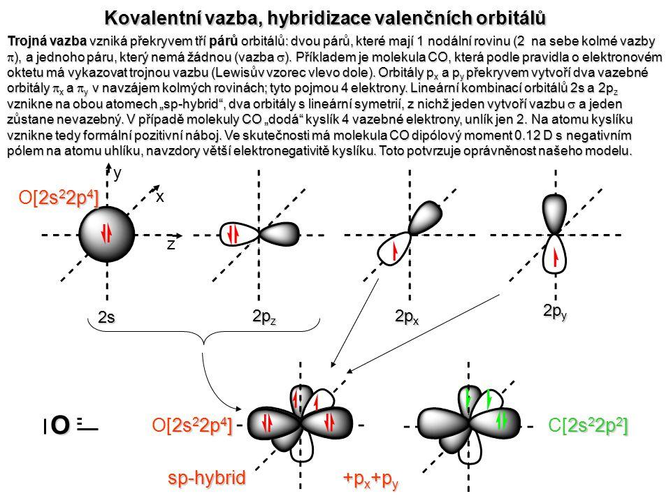 Vraťme se k molekule vody.