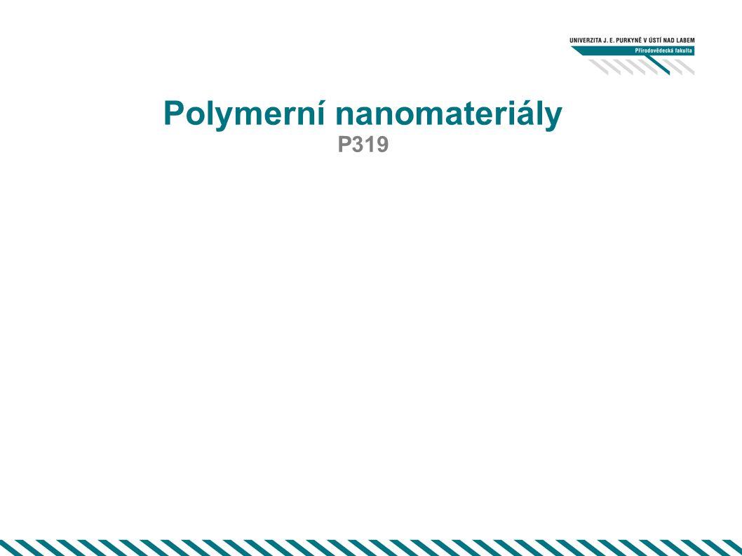 Polymerní nanomateriály P319