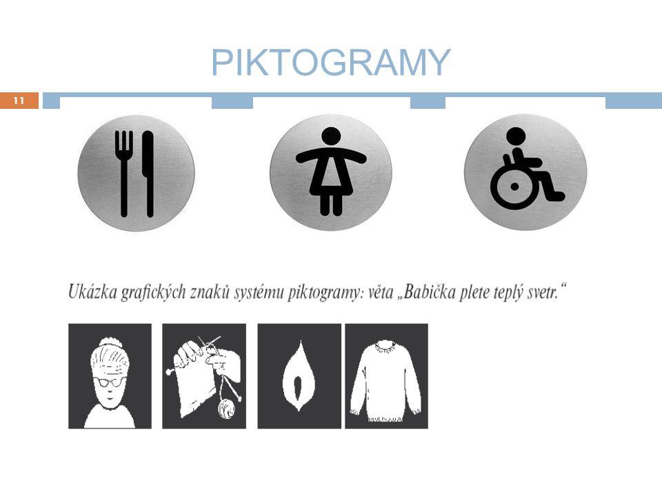 11 PIKTOGRAMY