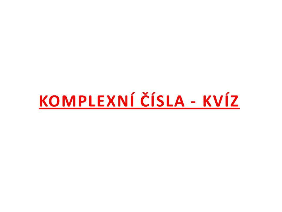 ZDROJE: HUDCOVÁ, M.; KUBIČÍKOVÁ, L: Sbírka úloh z matematiky pro SOŠ, SOU a nástavbové studium.