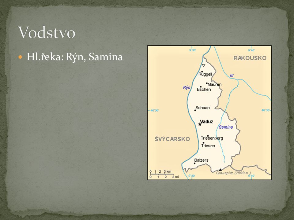 Hl.řeka: Rýn, Samina