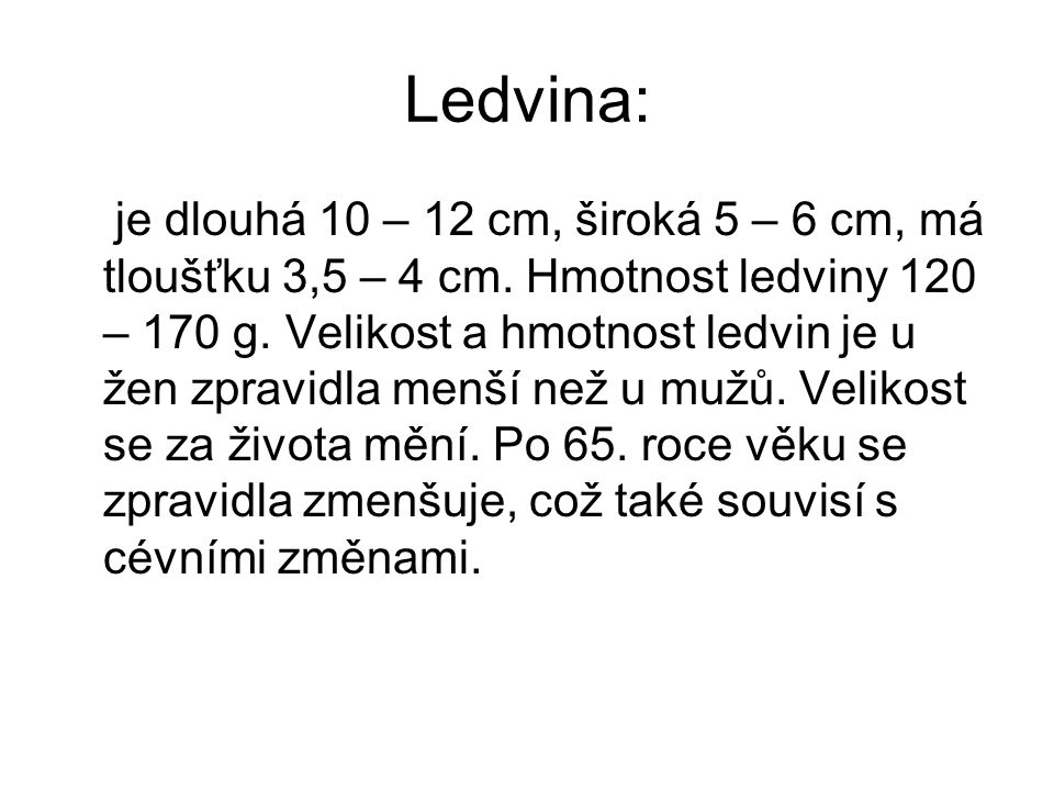 Ledvina
