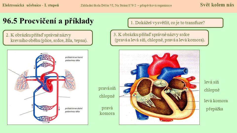 96.5 Procvičení a příklady Elektronická učebnice - I.