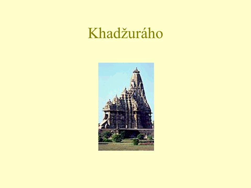 Khadžuráho