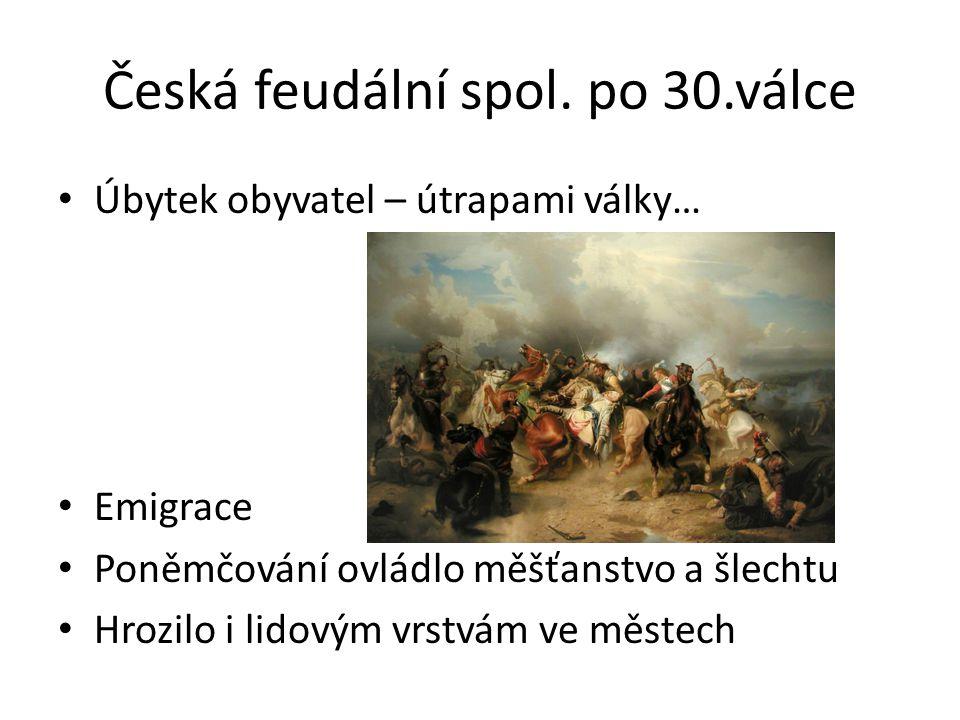 Česká feudální spol.
