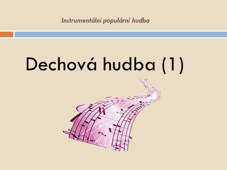 Název šablony: Inovace v HV 32/Hv05/16.3.2013 Zbíral Vzdělávací oblast: Umění a kultura Název výukového materiálu: Historie české populární hudby Autor: Mgr.