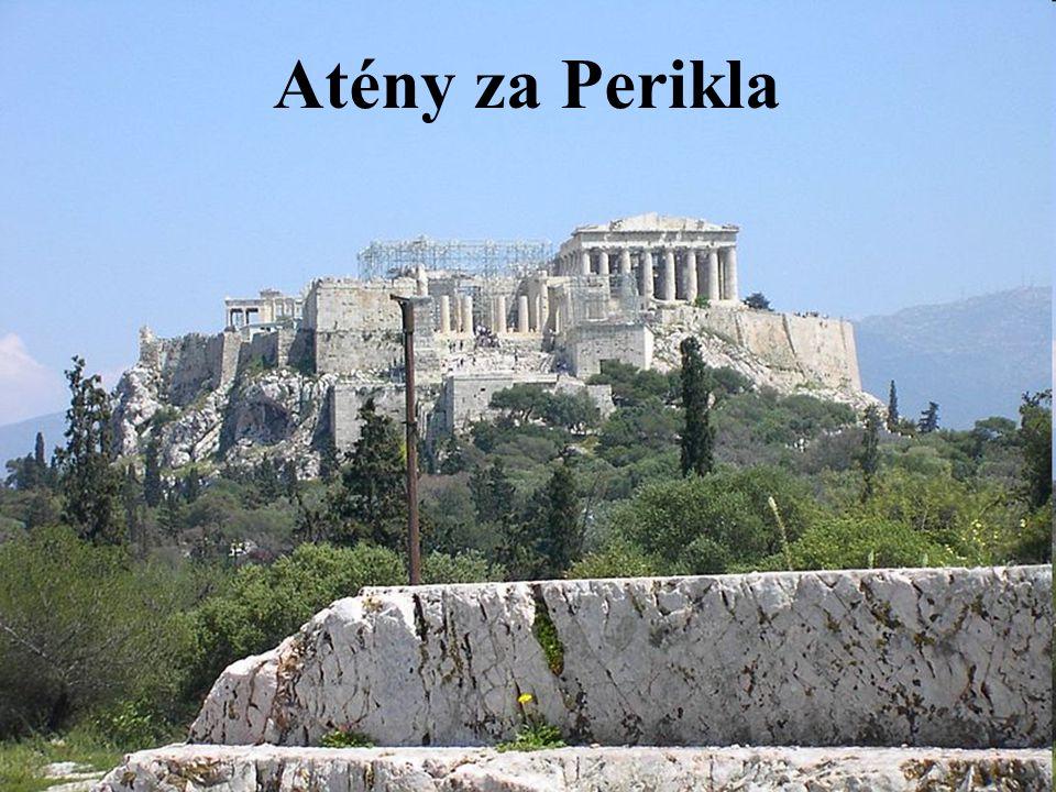 Atény za Perikla