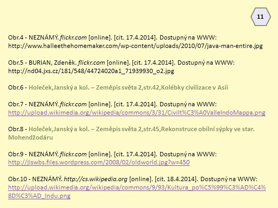 Obr.4 - NEZNÁMÝ. flickr.com [online]. [cit. 17.4.2014]. Dostupný na WWW: http://www.halleethehomemaker.com/wp-content/uploads/2010/07/java-man-entire.