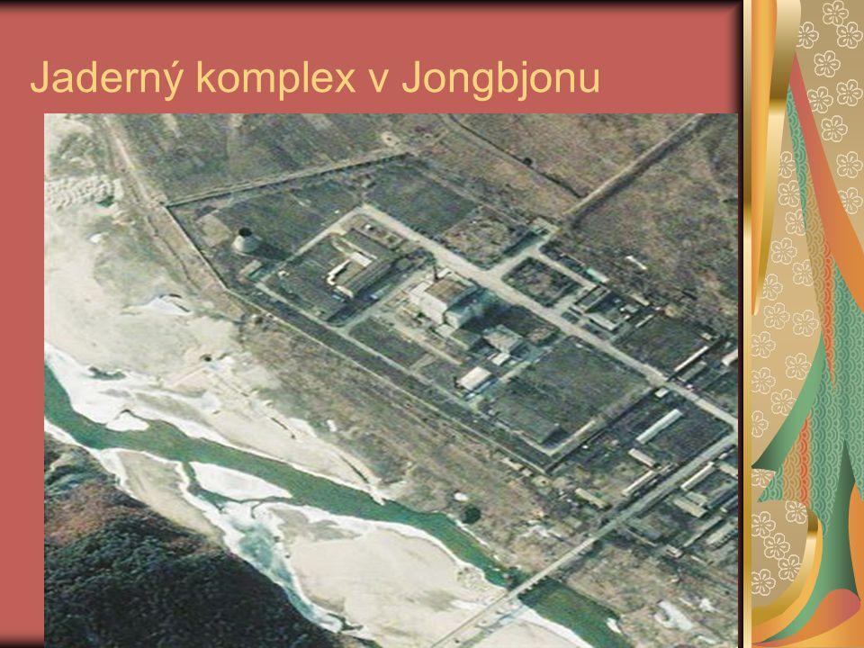 Vztah KLDR - USA Podle G.W.Bushe byl mírový program z roku 1994 chybou.