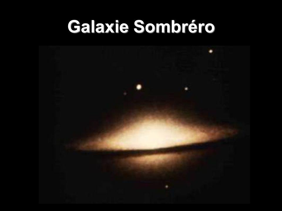 Galaxie Sombréro