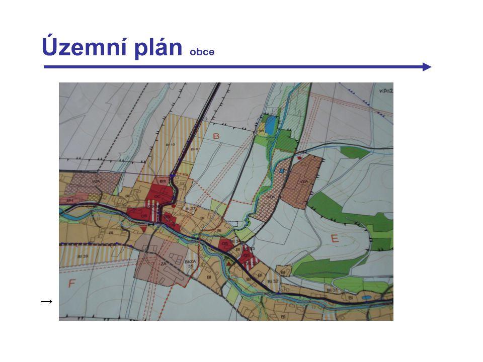 Územní plán obce → Management a Rozvoj Obcí Nástroje – prosinec 2012