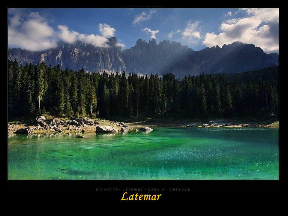 Lago Limedes (2171m.n.m.)