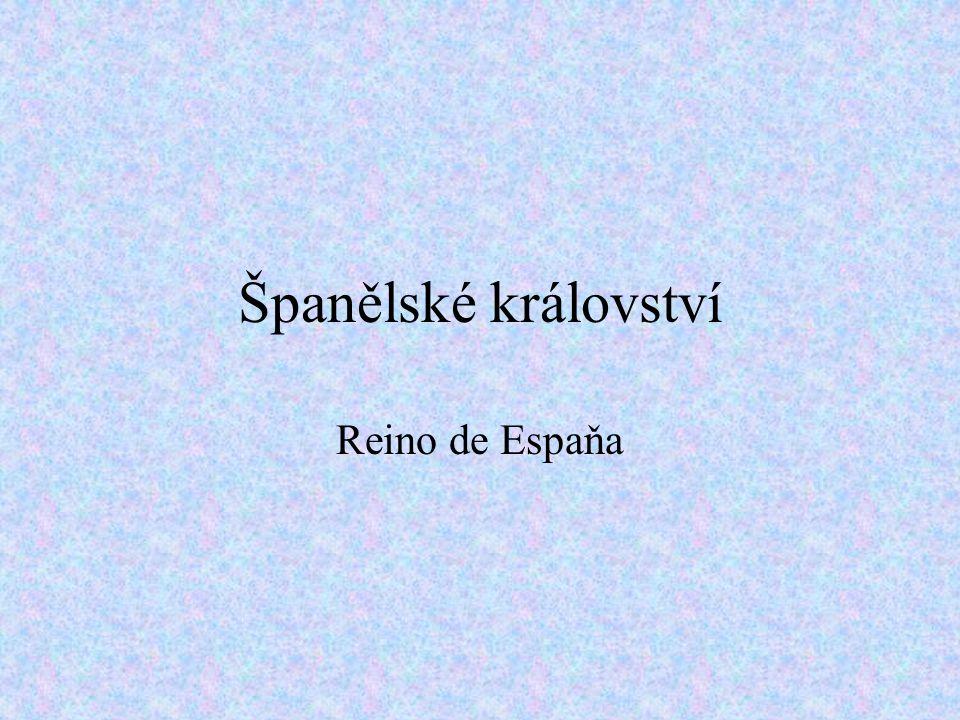 Španělské království Reino de Espaňa