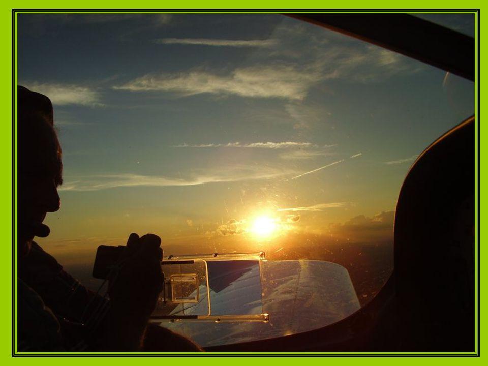 Ještě vyfotit západ slunce…