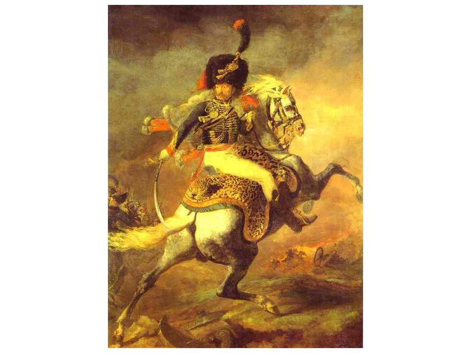 Zdroje informací o Delacroixovi Zdroje informací o Gericaultovi