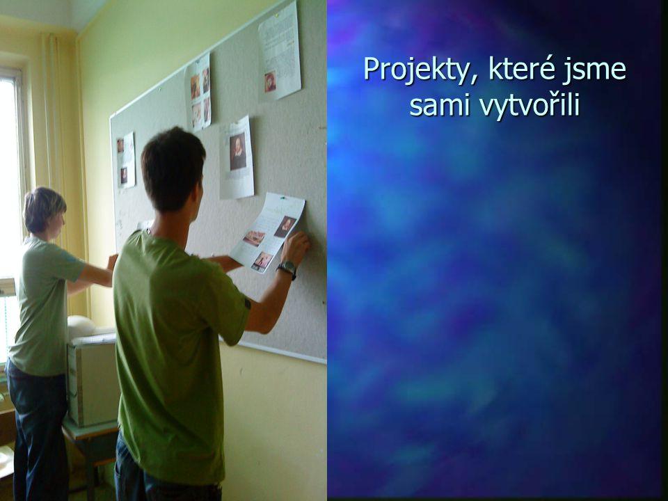 Nad celou akcí držela dozor paní učitelka Šilhánková Nad celou akcí držela dozor paní učitelka Šilhánková