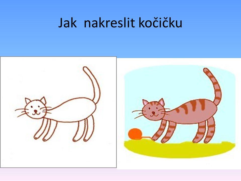 Jak nakreslit pejska