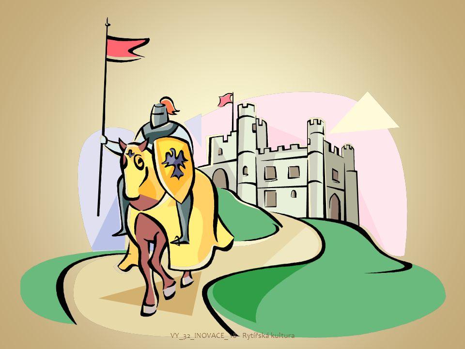 V počátcích historie rytířstva nebylo označení rytíř šlechtickým titulem.