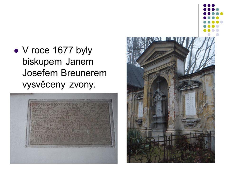 Původní podoba kostela není známa.