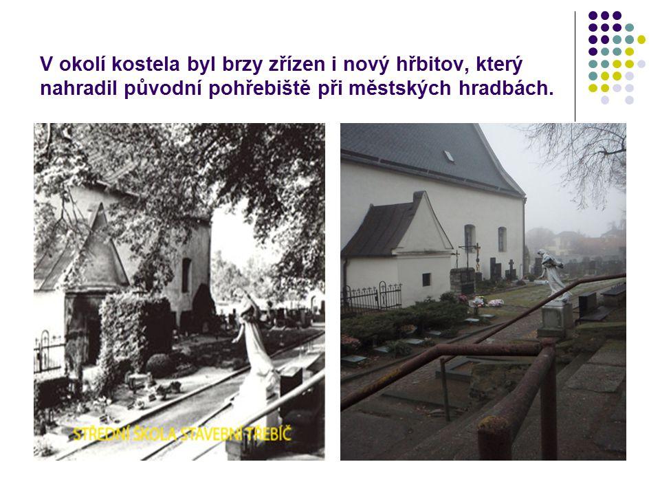 Tento,,starý hřbitov,, slouží do dnešních dnů, přestože byl na opačném konci města v roce 1977 zahájen provoz na,,novém hřbitově,,