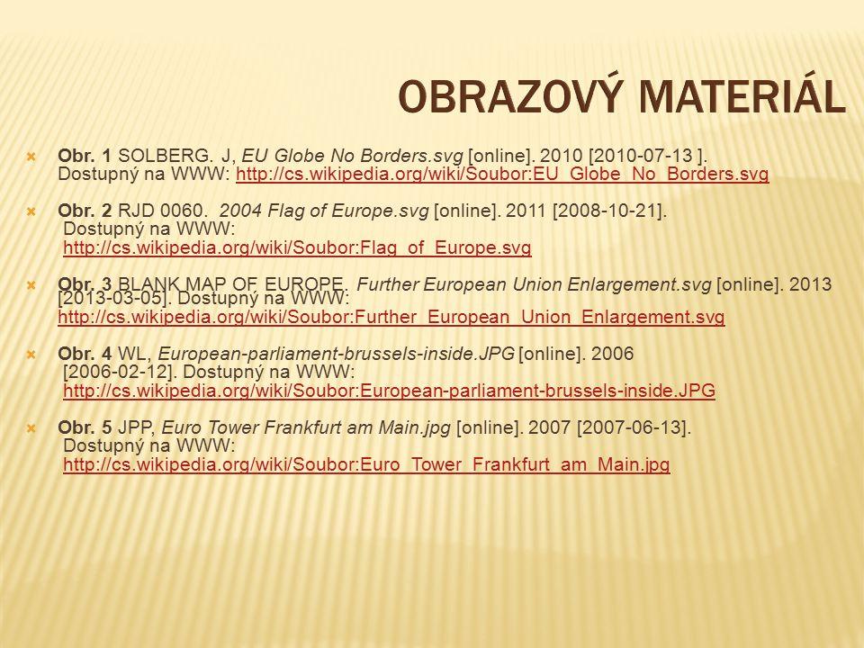  Obr. 1 SOLBERG. J, EU Globe No Borders.svg [online].