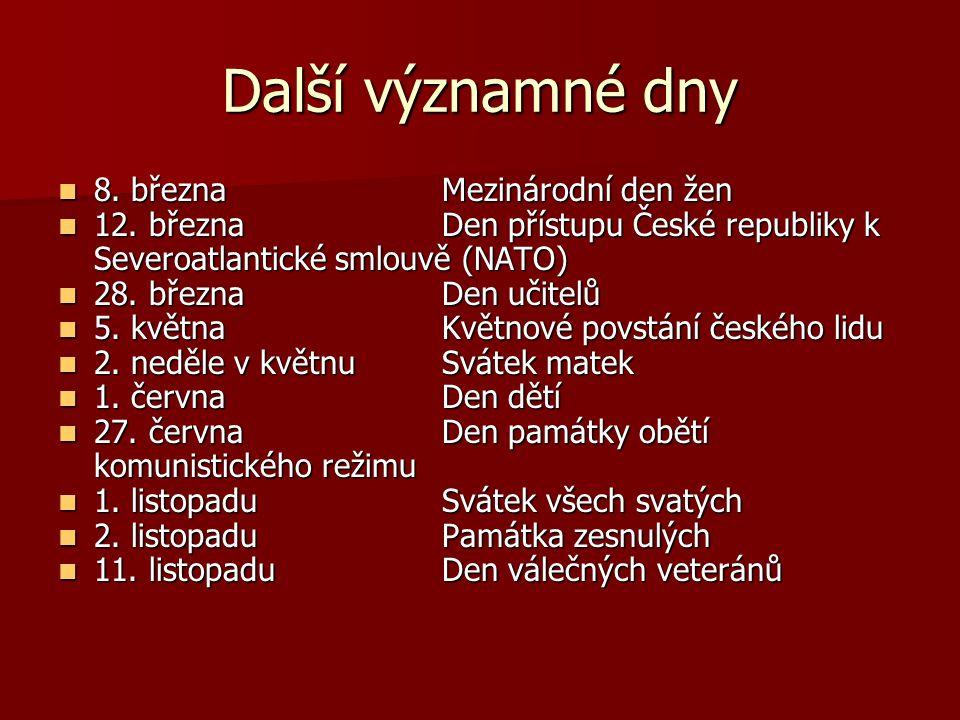 Mezinárodní dny 21.únoraMezinárodní den mateřského jazyka 21.