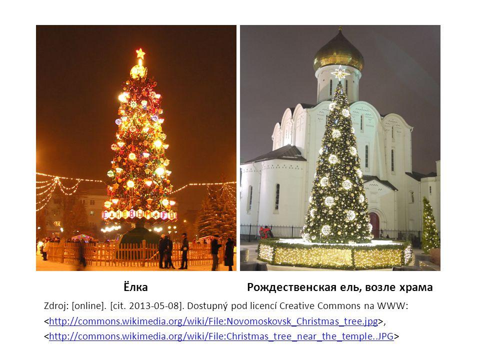 Дед Мороз и Снегурочка Zdroj: [online].[cit. 2013-05-08].