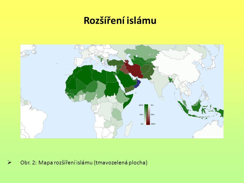 Vznik islámu  Muslimové věří, že Bůh Muhammadovi zjevil Korán, který společně se Sunnou (Muhammadovy činy a slova) považují za základní prameny islámu.