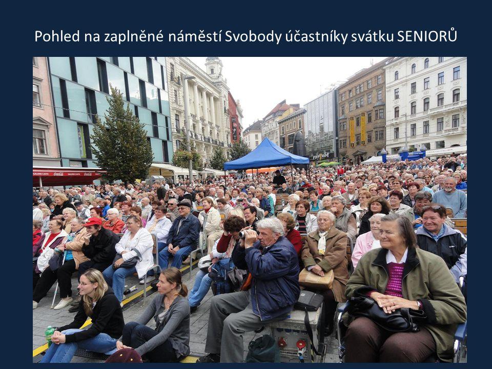Vystoupení Dětského pěveckého sboru Brno