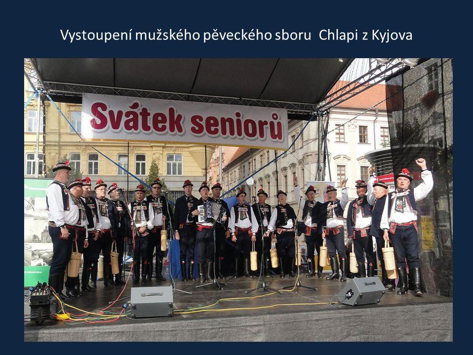 Baletní vystoupení žákyň SZÚŠ Brno Jarmily Chmelové