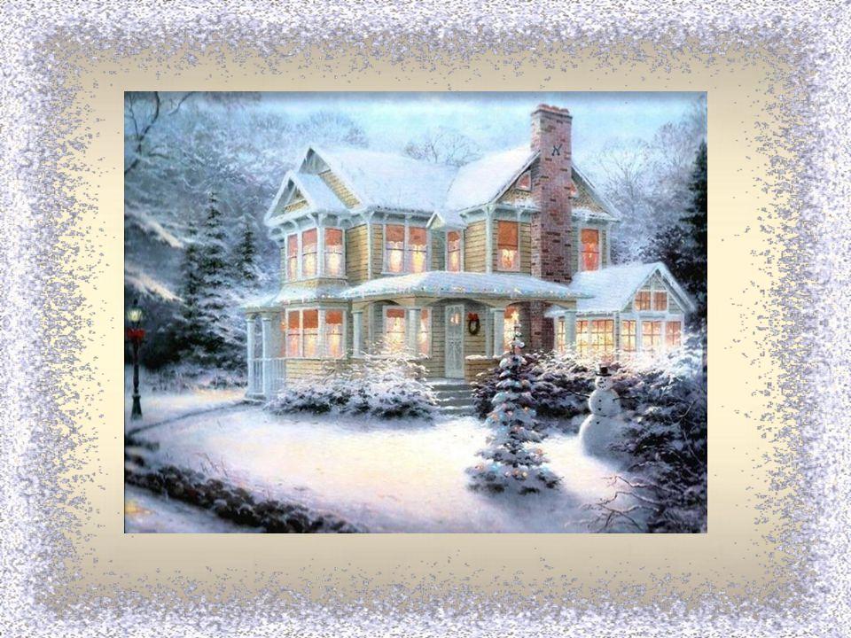 V krbu oheň plápolá, jehličí pokojem voní, přichází vánoční nálada, zvoneček nádherně zvoní V krbu oheň plápolá, jehličí pokojem voní, přichází vánočn