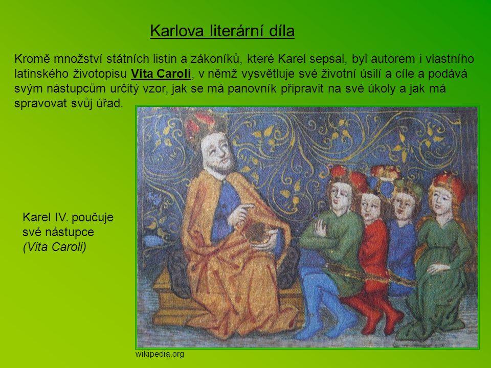 K rálevic Václav Málokterý syn byl kdy vítán do života s takovou radostí jako malý princ, který se narodil dvaadvacetileté císařovně Anně Svídnické a