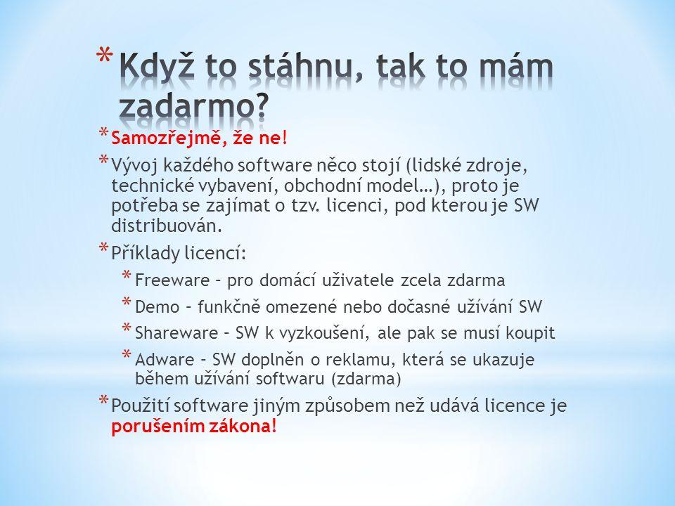 * Autor: Petr Machálek * Vzdělávací oblast:Člověk a svět práce * Vzdělávací obor: Digitální technologie * Ročník: 9.