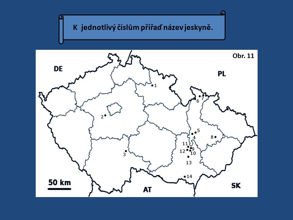 Sloupsko – šošůvské jeskyně. zpět Obr. 23
