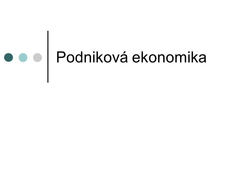 Finanční řízení Hlavní úkoly: Získávání finančních zdrojů pro podnik Rozhodování o struktuře finančních zdrojů (pasiv) Rozhodování o alokaci kapitálu Rozhodování o výsledku hospodaření Analýza, kontrola, řízení hospodářské stránky podniku 2
