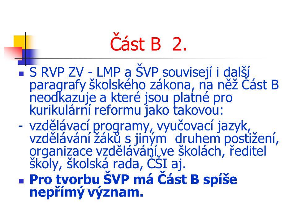Průřezová témata 2.