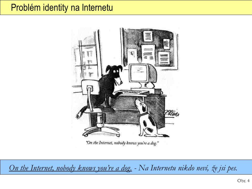 Obr.5 šifrování: vojenství, autorská práva, obchodní zájmy,...
