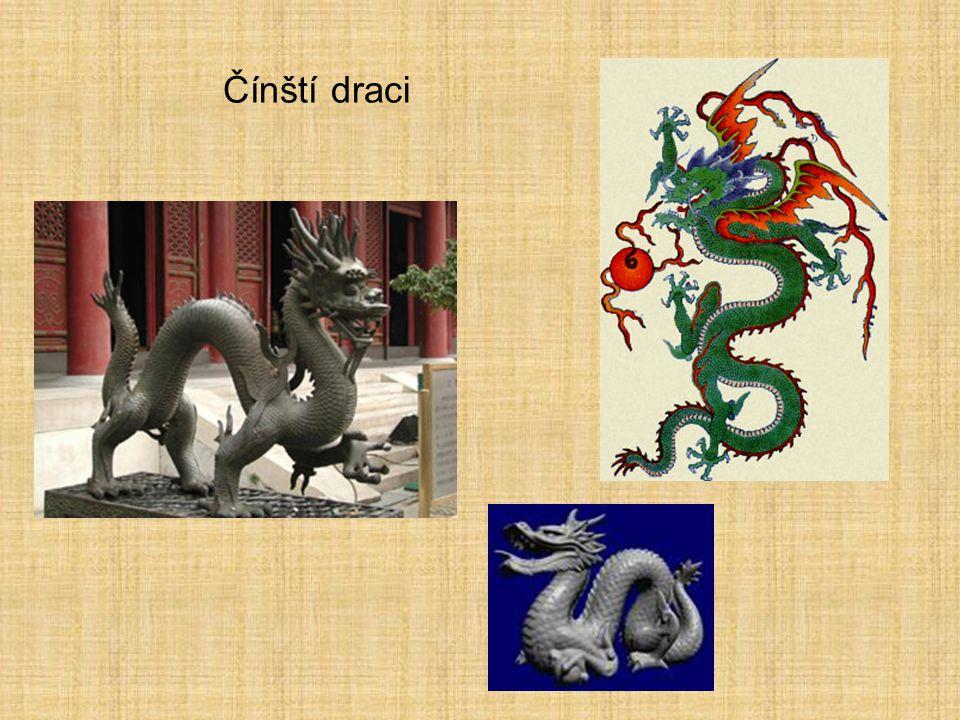 Čínští draci