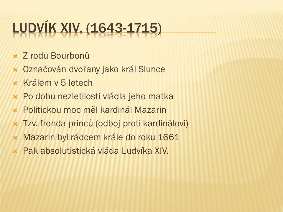  Ludvík XIV.In: Wikipedia: the free encyclopedia [online].