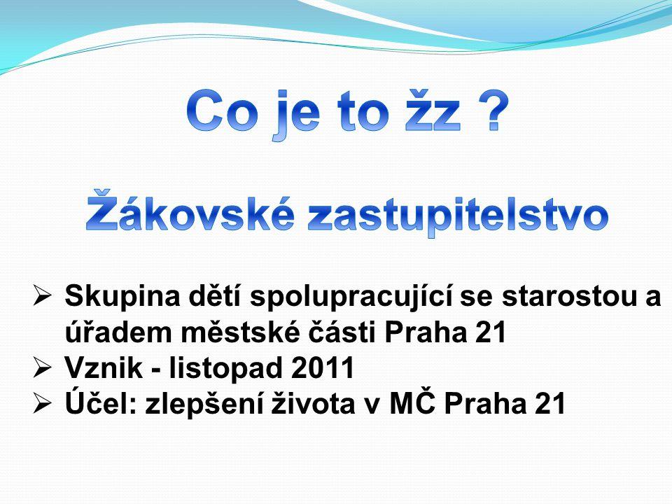 Problémy zapracovány do generelu MČ Praha 21 Na čem budeme dále pracovat.