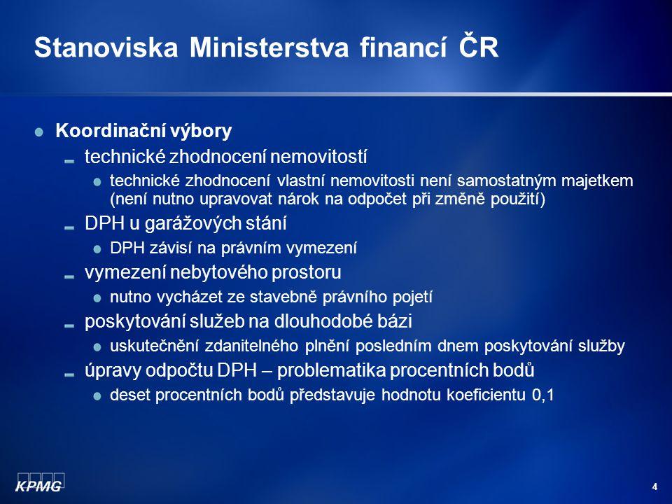3 Novela zákona o DPH k 1.